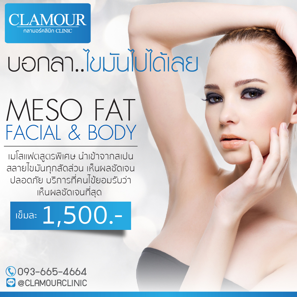 Meso Fat Facial, Body